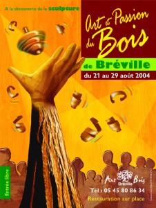 "Affiche ""Spiritueux Spirituel"" 2004"