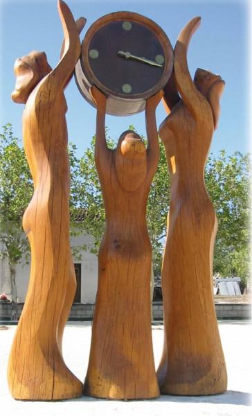 Sculpture-monumentale-Horloge-2004