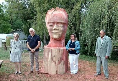 Inauguration-Statue